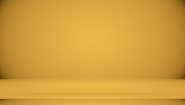 Abstract luxury gold studio también se utiliza como fondo, diseño y presentación.