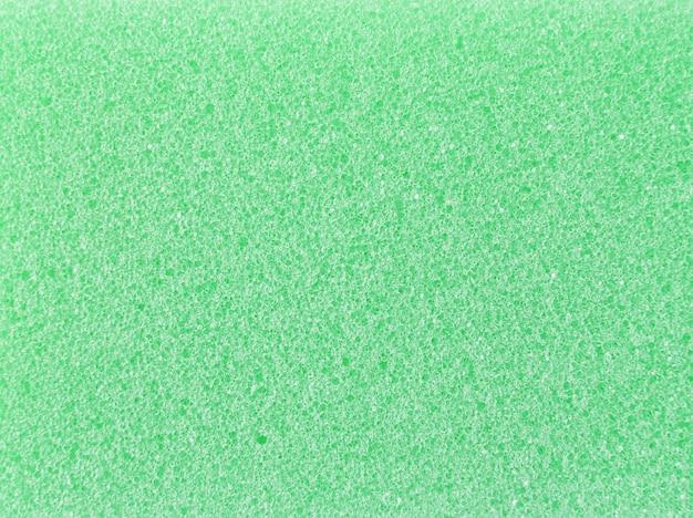 Abstracta esponja verde textura de fondo