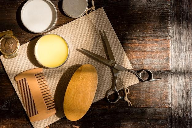 Accesorios de afeitadora y recortadora de peluquería