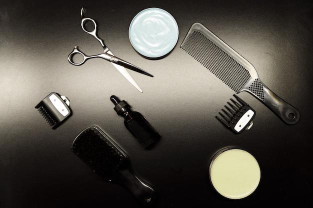 Accesorios para corte de cabello accesorios de peluquería herramientas de corte tijeras