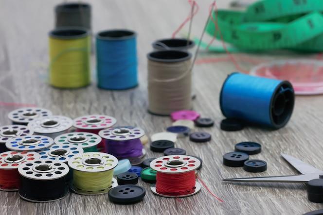 Accesorios de ropa y equipo de reparación de ropa