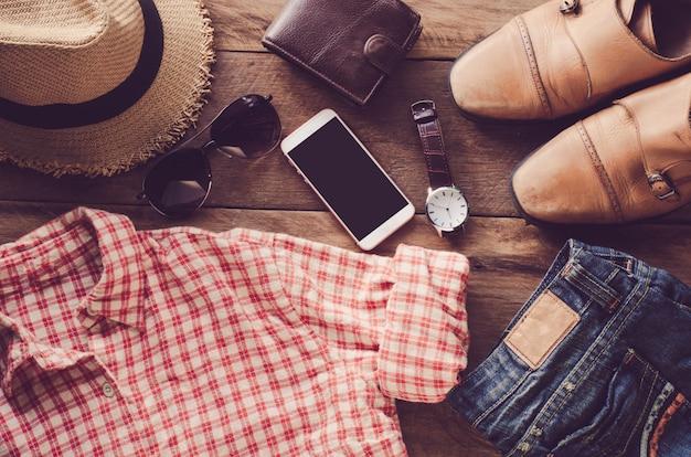 Accesorios de ropa de viaje ropa para el viaje