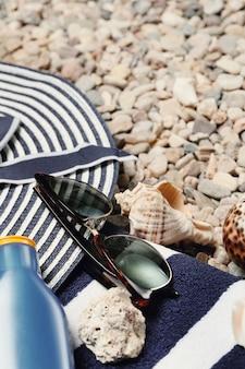 Accesorios para vacaciones de verano.