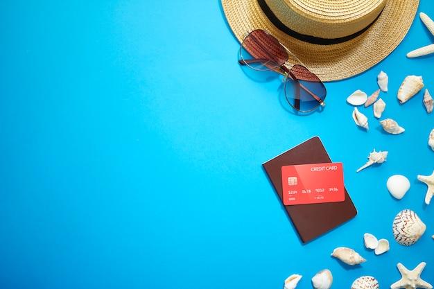 Accesorios de verano vacaciones