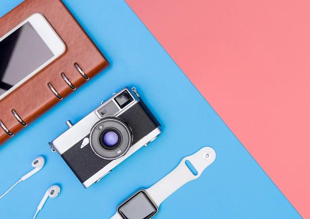 Accesorios de viaje, objetos y gadgets