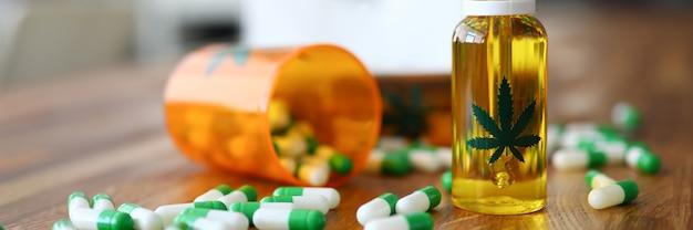 Aceite de cbd con otras drogas