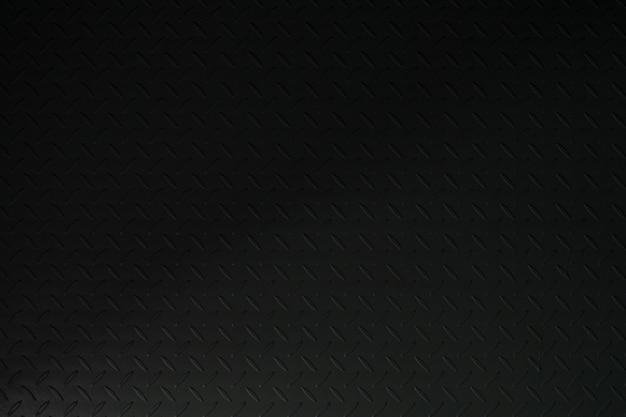 Acero negro para el fondo