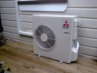Acondicionador de aire eléctrica mitsubishi