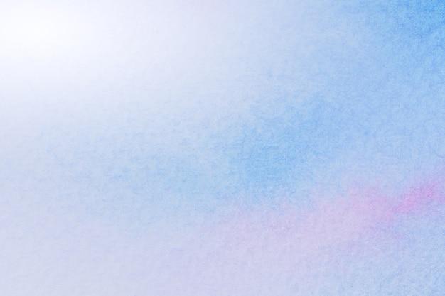 Acuarela abstracta hecha a mano