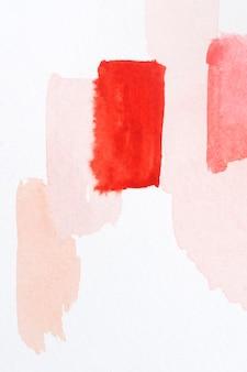 Acuarela abstracta sobre composición de textura de papel