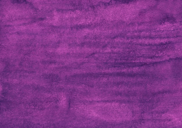 Acuarela color morado oscuro textura de fondo