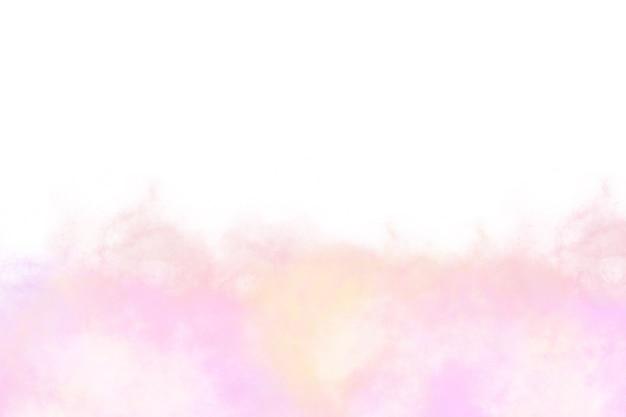Acuarela de color rosa coral blando fondo de acuarela rosa dibujo digital