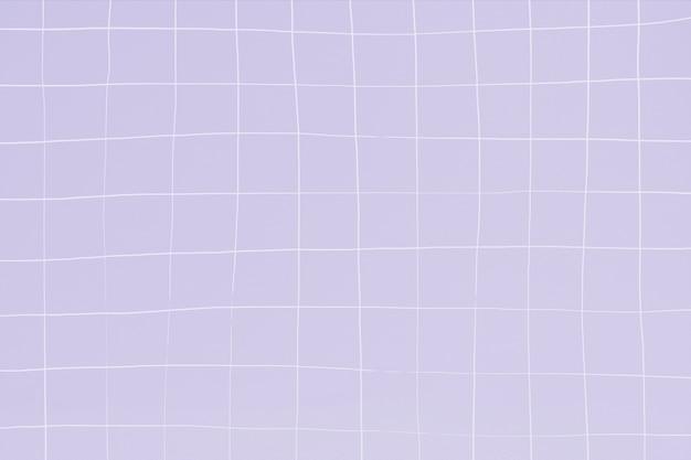 Acuarela patrón lavanda cuadrado geométrico distorsionado