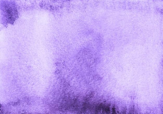 Acuarela púrpura textura de fondo antiguo. telón de fondo violeta grunge.