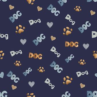 Adorable y bonito cachorro de color chocolate. de cerca