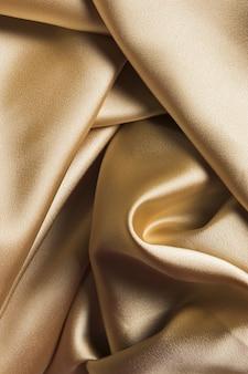 Adorno curvilíneo decoración interior material de tela