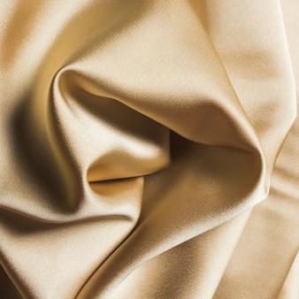 Adorno de lujo en interiores decoración material de tela
