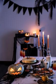 Adornos de fiesta de halloween