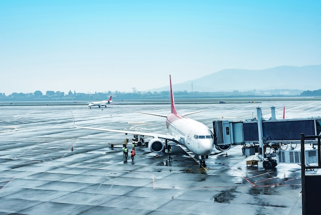 Aeropuerto de china shanghai