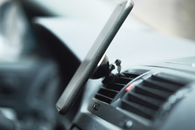 Aire acondicionado en auto compacto