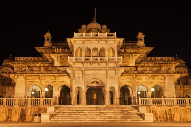 Albert hall (museo central), jaipur