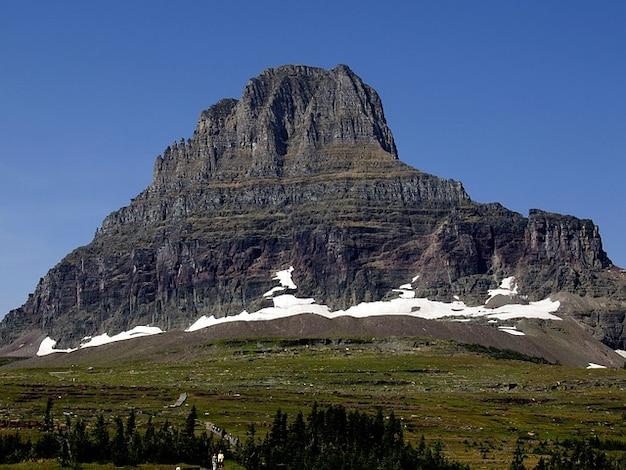 Alberta parque provincial montaña waterton canada