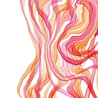 Alcohol ink art. pintura abstracta. fondo de tinta de alcohol.