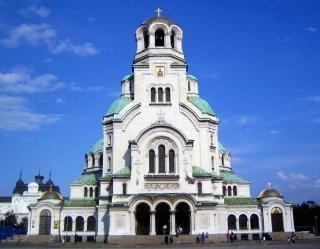 Alexandr nevsky katedrála
