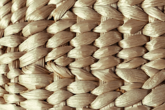 Alfombra beige natural