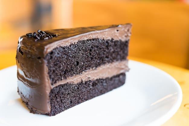 Alimento chocolate fondo marrón panadería