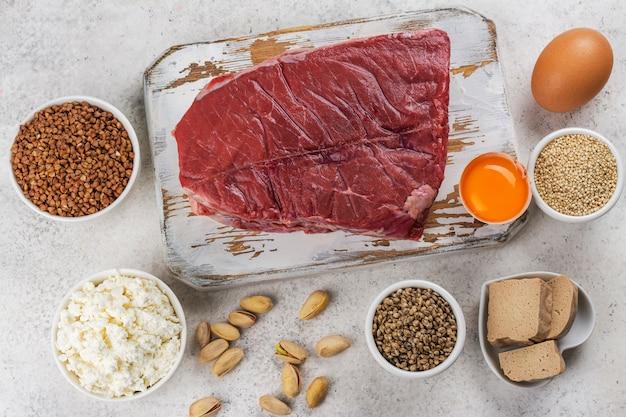 Alimentos ricos en aminoácidos. productos que contienen aminoácidos naturales