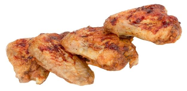 Alitas de pollo a la plancha