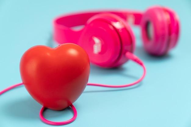 Amor en la música concept