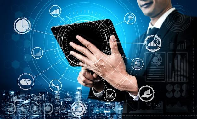 Análisis de datos para el concepto empresarial y financiero