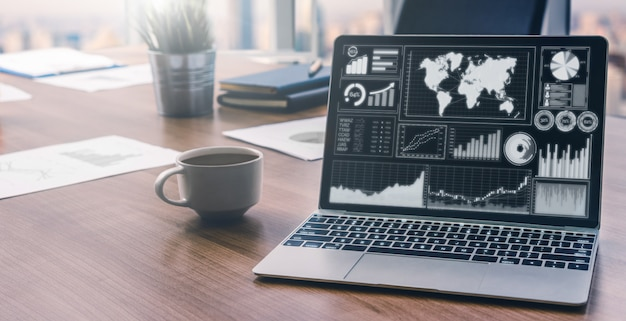 Análisis de datos para empresas y finanzas