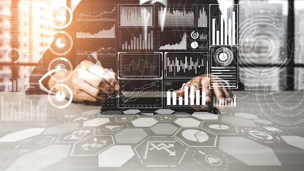 Análisis de datos para negocios y finanzas.