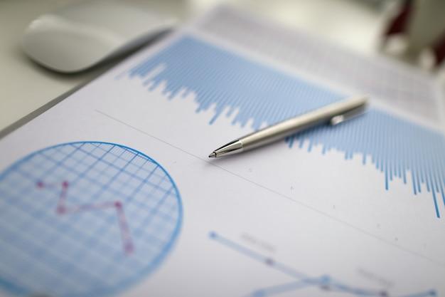 Análisis de gráfico de estadísticas