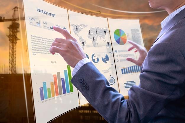 Análisis de riesgo de inversión empresarial