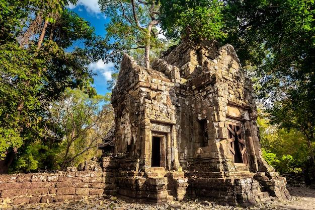 Angkor wat temple camboya. arquitectura antigua