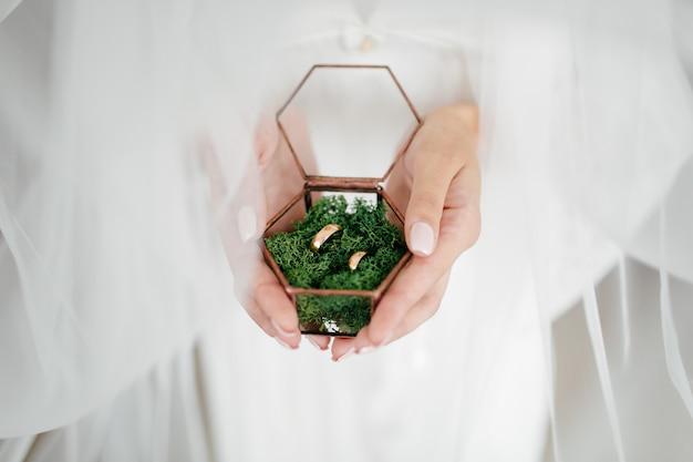 Anillos de boda beatuful