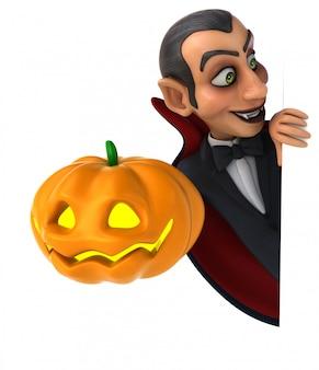 Animación vampiro