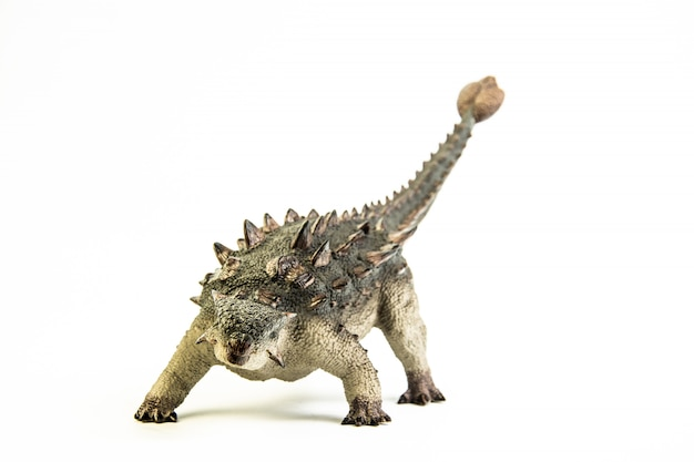 Ankylosaurus, dinosaurio