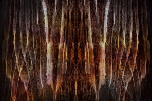 Antecedentes del misterio abstracto. tono de color marrón oscuro