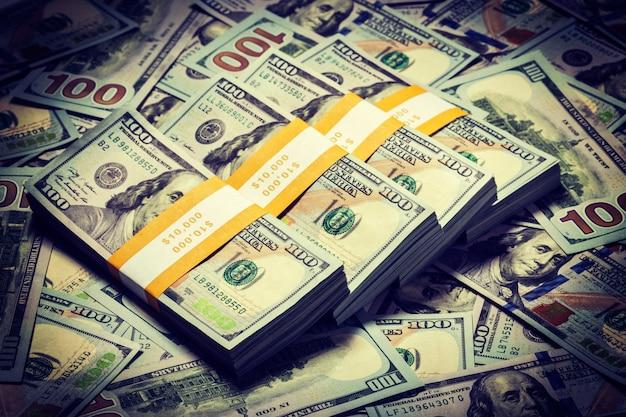 Antecedentes de los nuevos billetes de 100 dólares estadounidenses 2013