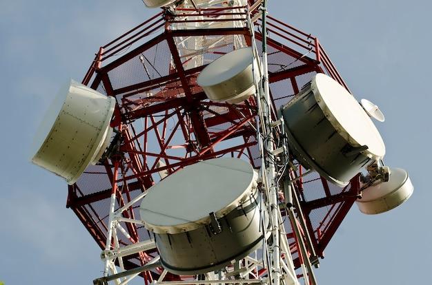 Antena de comunicación