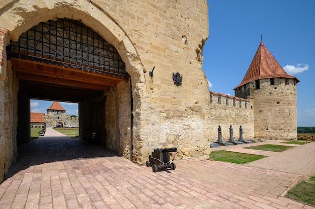 Antigua fortaleza turca bender en tighina transnistria moldova