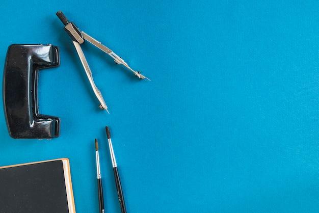 Antiguas y nuevas herramientas de creatividad.