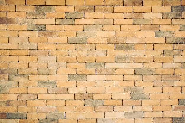 Antiguas texturas de pared de ladrillo vintage