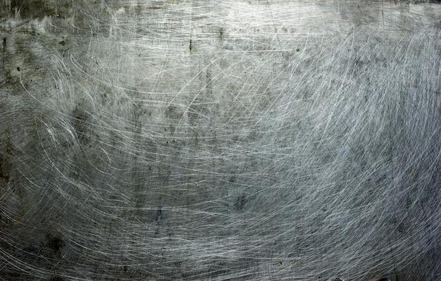 Antiguo fondo de acero placa de metal grunge