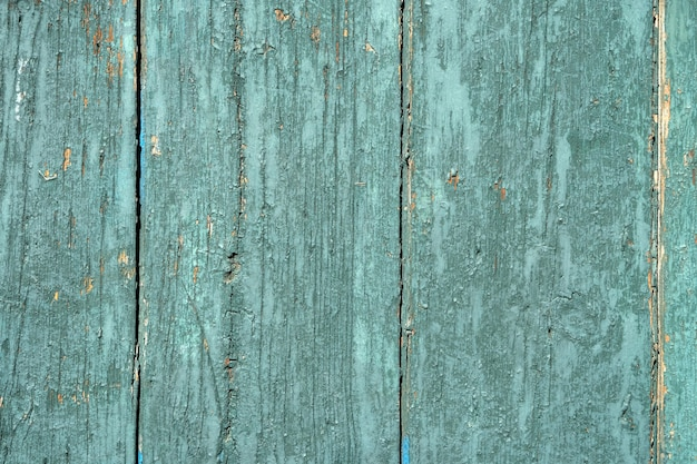 Antiguo fondo de madera pintado